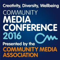 Community Media Conference 2016