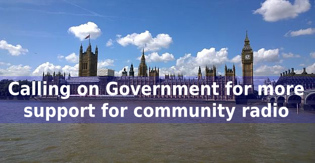 Calling on Government for more support for community radio