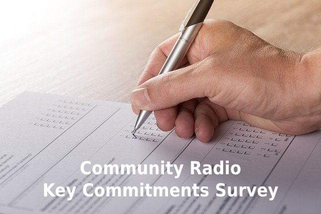 Key Commitments Survey
